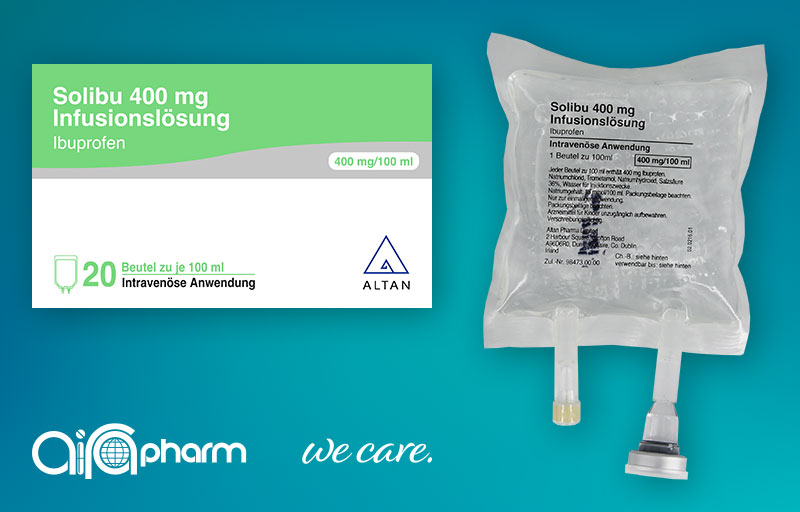 Altan Solibu 400 mg Infusionslösung