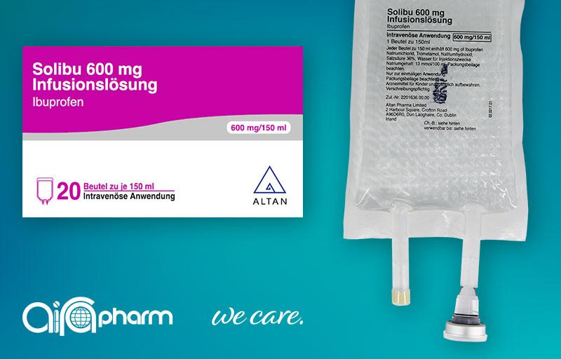 Altan Solibu 600 mg Infusionslösung