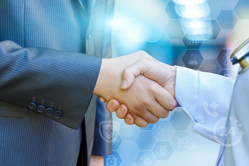 become a partner or supplier Kontakt & Service